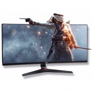 "MONITOR LED 34"" LG 34UC79G-B - GAMER, CURVO, ULTRA WIDE 21:9, FHD, IPS, AMD FreeSync"