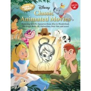 Learn to Draw Disney's Classic Animated Movies: Featuring Favorite Characters from Alice in Wonderland, the Jungle Book, 101 Dalmatians, Peter Pan, an, Paperback