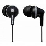 Casca handsfree RP-HJE125E-K, In-Ear, Negru
