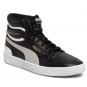 Сникърси PUMA - Ralph Sampson Mid 370847 01 Puma Black/Gray Violet/Puma White