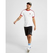 adidas Originals 3-Stripes Fleece Shorts Heren - Zwart - Heren