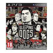 Blue City Sleeping Dogs - Definitive Edition PS3