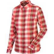 Salewa Fanes Flannel 2 Camisa de las señoras Rojo 44