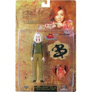 Buffy the Vampire Slayer - International Exclusive - White Witch Willow - Limited Edition - Action Figure from 2004