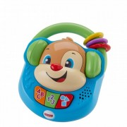 Fisher Price Развивающая игрушка Fisher Price Mattel Плеер Ученого Щенка
