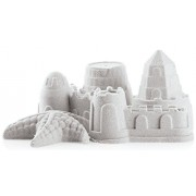 Play Sand Clay Sand 400 Gram Box Squeezable Sand Shape-able and Mold-able Sandbox Mold Shapes Sizes