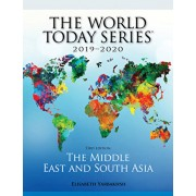 The Middle East and South Asia 2019-2020, 53rd Edition, Paperback/Elisabeth Yarbakhsh