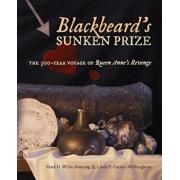 Blackbeard's Sunken Prize: The 300-Year Voyage of Queen Anne's Revenge, Paperback/Mark Wilde-Ramsing