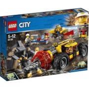 Lego 60186 Lego City Zware Mijnbouwboor