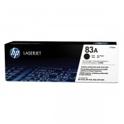 HP-12963 - HP 83A Black LaserJet Toner Cartridge CF283A