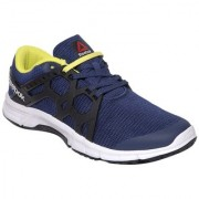 Reebok Mens Blue Sport Shoes