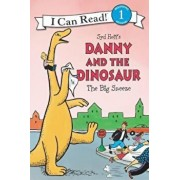 Danny and the Dinosaur: The Big Sneeze, Paperback/Syd Hoff
