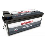 Baterie Rombat Terra Pro 12V 200Ah 1000A M15 TIR, autocamion, tractor
