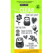 Hero Arts How Are You Clear Stamp Set