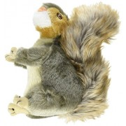 Woodlands Large Plush Squirrel Dog Toy