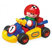 Funskool Tolo Toys First Friends Go Kart