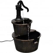vidaXL pumpálós dizájnnal ellátott falikút