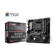 MB, MSI B450M BAZOOKA /AMD B450/ DDR4/ AM4