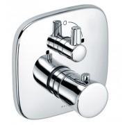 538300575 - Kludi Amba podomietková termostatická sprchovo/vaňová batéria, 538300575