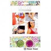 Комплект брокати Glitza - Силата на цветята с 2 цвята, Glitza, 384018