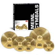 Meinl HCS Complete Cymbal Set-up (14HH, 16C, 20R+10S)