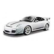 Bburago 1:18 Porsche 911 GT3, (Color May Vary )