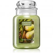 Country Candle Anjou & Allspice vonná svíčka velká 652 g
