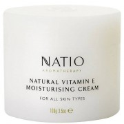Natio Crema hidratante Vitamina E natural de Natio (100g)
