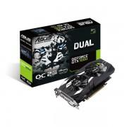 ASUS DUAL-GTX1050-O2G-V2 GeForce GTX 1050 2GB GDDR5
