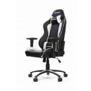 AKRacing Nitro Gaming Chair White Геймърски стол