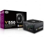 Sursa Cooler Master V Series V550 v2, 80+ Gold, 550W, PFC Activ, Modulara