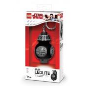Lego Star Wars : The Last Jedi - BB-9E LED Key Chain Flashlight