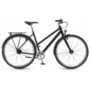 Winora Lane women 28'' 7-Sp Nexus FW - 18 Winora black matt - City Bikes 41