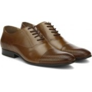 Kenneth Cole Lace Up For Men(Tan)