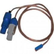 cavo per elettrodi monouso rescue 230