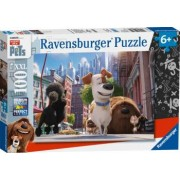 PUZZLE VIATA SECRETA A ANIMALELOR 100 PIESE Ravensburger
