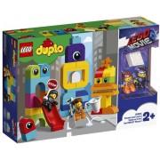 LEGO DUPLO Vizitatorii de pe planeta DUPLO, 10895, 2+ (Brand: LEGO)