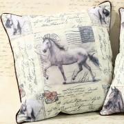 Perna decorativa cu lavanda – Cal 1