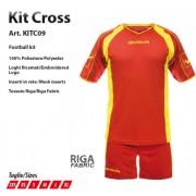Givova - Completo Kit Calcio CROSS