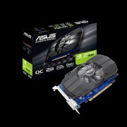 VC, ASUS PH-GT1030-O2G, GT1030, 2GB GDDR5, 64bit, PCI-E 3.0