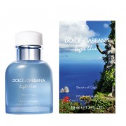 Dolce & Gabbana Dolce And Gabbana Light Blue Beauty In Capri Eau De Toilette Spray 40ml