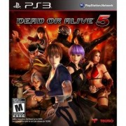 Dead Or Alive 5 - Ps3 - Unissex
