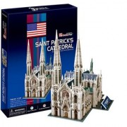 SAINT PATRICKS CATHEDRAL 3D PUZZLE