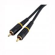 Audio Kabl Surround sound 1x činč (muški) - 1x činč (muški), 1,5 m, pozlaćen, digitalni, HAMA 48631