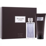 Abercrombie & Fitch First Instinct lote de regalo I. eau de toilette 100 ml + gel de ducha 200 ml
