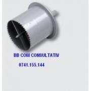 Carota bimetal D=89mm ,L=90mm