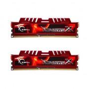 G.SKILL RipjawsX 8GB [2x4GB 1600MHz DDR3 CL9 1.5V XMP DIMM]