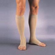 Bsn Med beiersdorf jobst Jobst Relief 30-40 Knee-Hi Open-Toe Large Beige(pair) Part No.114637