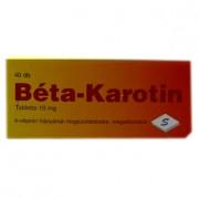 Béta-Karotin tabletta 40x *