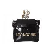 LOVE Moschino Logo Backpack Nero